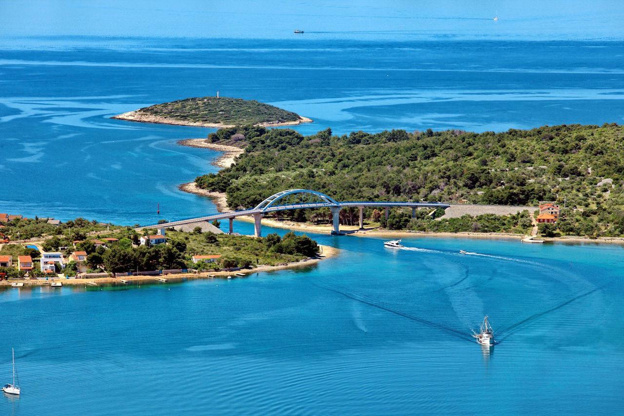 Ždrelac, ostrov Pasman
