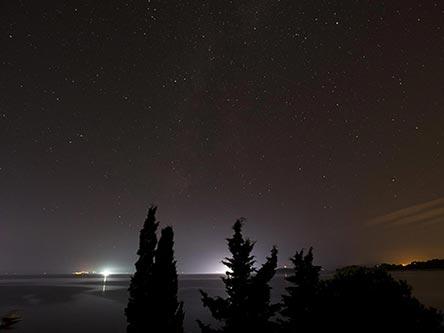 Ždrelac, otok Pašman